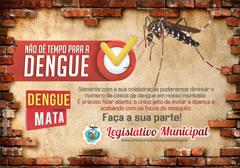 Banner Campanha Dengue 2015