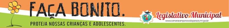 Banner Faça Bonito