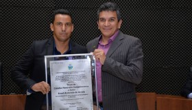 Sessão Solene entrega de Títulos de Cidadão Camponovense