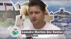 Professor Leandro Martins fala sobre PCCV