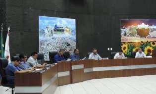 Câmara Municipal realiza mais uma sessão ordinária