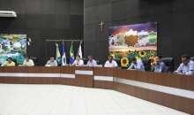 Sessão extraordinária aprova dois projetos em regime de urgência