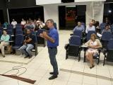Reunião discutiu propostas para o Projeto de Lei sobre Macrozoneamento, Zoneamento, Uso e Ocupação do Solo